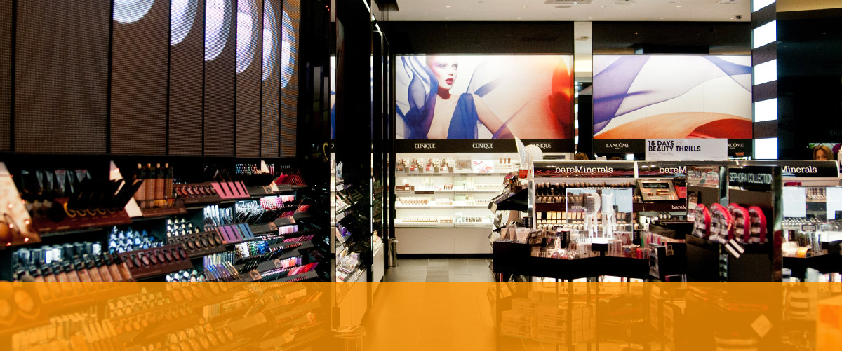 Retail Interior Graphics by AGRetail