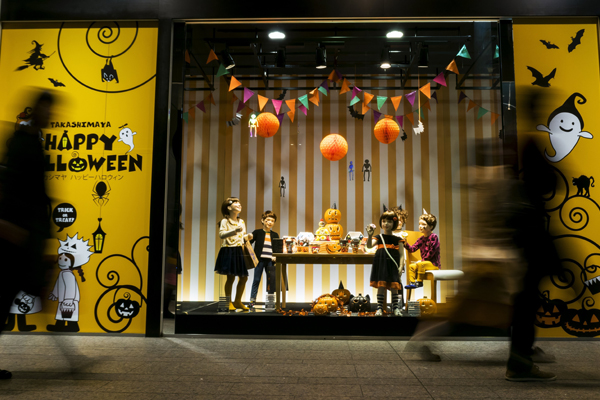 Halloween Shop Displays.Spooky Signage And Other Halloween Ideas In Retail